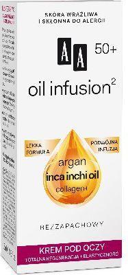 AA Oil Infusion 50+ Krem pod oczy 15ml 1