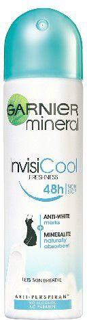 Garnier Mineral Invisi Deodorant Spray Cool 150ml 1