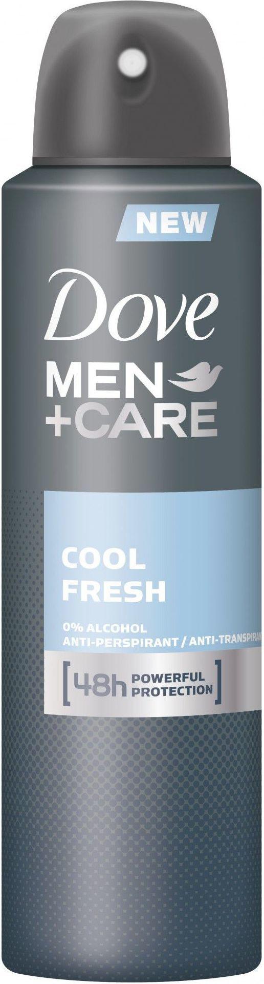 Dove  Men Care Cool Fresh Dezodorant spray 150 ml 1