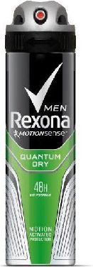 Rexona  Motion Sense Men Dezodorant spray Quantum Dry 150ml 1