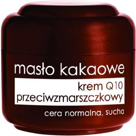 Ziaja Masło kakaowe Krem Q10 przeciwzmarszczkowy 1