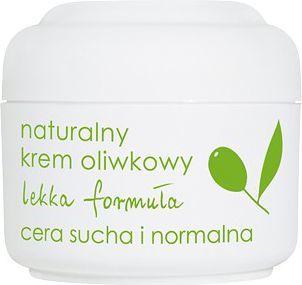 Ziaja Oliwkowa Krem oliwkowy lekka formuła 50 ml 1