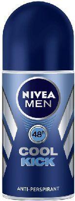 Nivea Dezodorant Antyperspirant COOL KICK roll-on męski 50ml 1