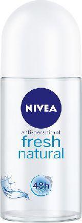 Nivea Dezodorant FRESH NATURAL roll-on damski 50ml 1