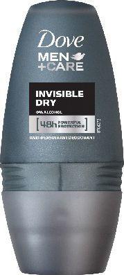 Dove  Antyperspiranty Men Care Invisible Dry antyperspirant w kulce 50 ml 1