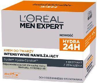 L'Oreal Paris Men Expert Hydra 24h Krem Intensywnie nawilżający 50ml 1