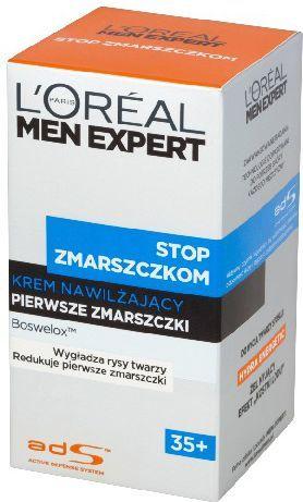 L'Oreal Paris Men Expert Krem nawilżający Stop Zmarszczkom 35+ 50ml 1