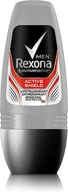 Rexona  Motion Sense Active Shield Men Dezodorant roll-on 50ml 1