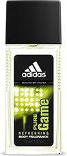 Adidas Pure Game Dezodorant naturalny spry 75ml 1