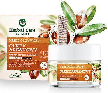 Farmona Herbal Care Krem odżywczy z olejkiem arganowym na dzień i noc 50ml 1