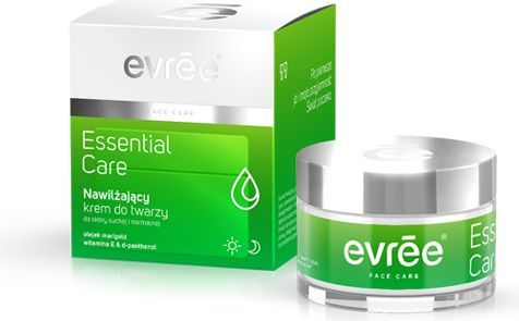 Evree Essential 20+ Krem do twarzy nawilżający na dzień i noc 50ml 1