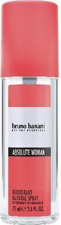 Bruno Banani Bruno Banani Absolute Woman Dezodorant atomizer 75ml - 575020 1