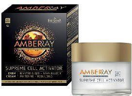 Farmona Amberray Krem rozjaśniająco-stymulujący na noc 50ml 1