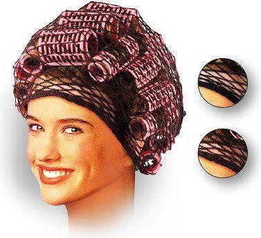 Top Choice Siatka do włosów wiązana extra (65132) 1szt 1