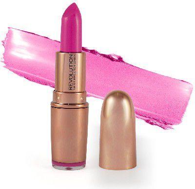 Makeup Revolution Rose Gold Pomadka do ust Girls Best Friend 1
