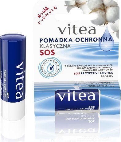 Vitea Pomadka ochronna do ust Klasyczna 4,9 g 1