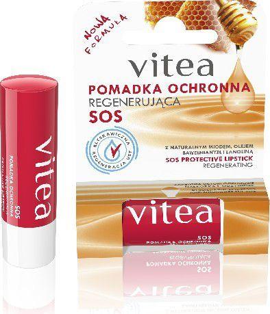 Vitea Pomadka ochronna do ust Regenerująca 4,9 g 1