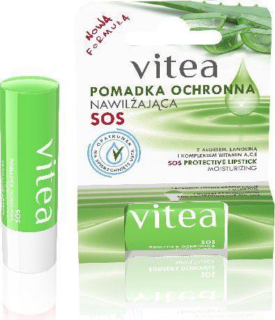 Vitea Pomadka ochronna do ust Nawilżająca 4,9 g 1