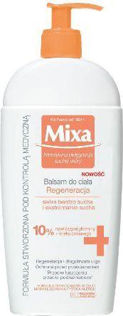 Mixa Mixa Balsam do ciała regenerujący 10% 400ml 1