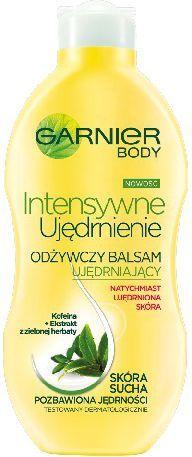 Garnier Body Balsam ujędrniający odżywczy do skóry suchej i pozbawionej jędrności 400ml 1