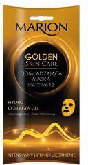 Marion Golden Skin Care Maska na twarz odmładzająca 1