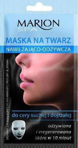 Marion Spa Maska na twarz Nawilżająco Odżywcza 15ml 1
