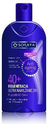 Soraya Anti Ageing System 40+ Mleczko do ciała regenerująco-nawilżające 400ml 1