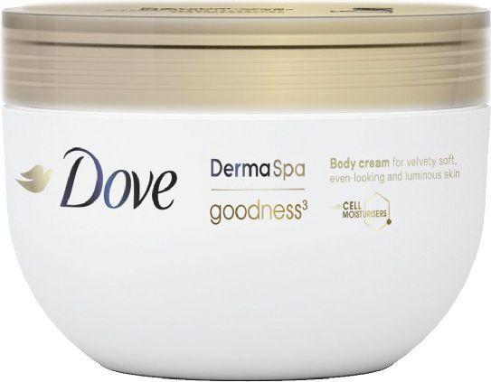 Dove  Derma Spa Goodness3 Krem do ciała 300ml - 663218 1