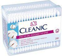 Cleanic Patyczki higieniczne Pudełko kwadratowe 200 szt 1