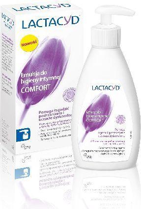 Lactacyd Comfort Emulsja do higieny intymnej 200ml 1