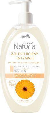 Joanna Naturia Body Żel do higieny intymnej łagodzący z nagietkiem 300ml 1