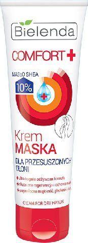 Bielenda Comfort + Krem-maska do przesuszonych dłoni 75ml 1