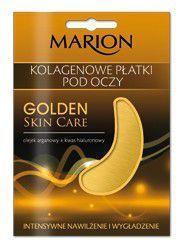 Marion Golden Skin Care Płatki pod oczy kolagenowe 1