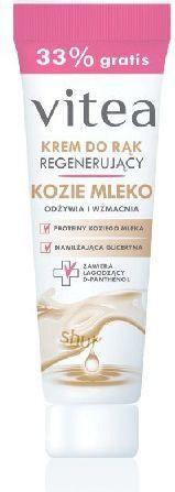 Vitea Krem do rąk regenerujący Kozie Mleko 100ml 1