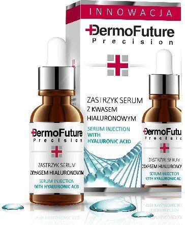 Dermofuture Precision Zastrzyk-Serum z kwasem hialuronowym 20ml 1