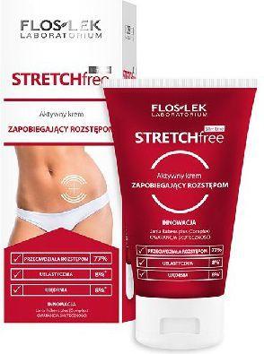 FLOSLEK Slim Line Stretch Free Krem zapobiegający rozstępom 150ml 1