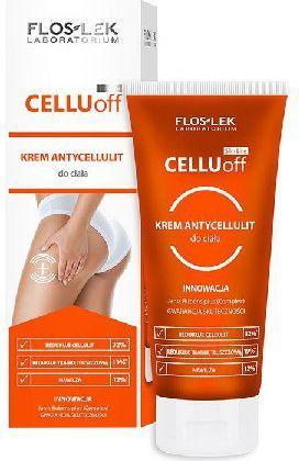 FLOSLEK Slim Line Cellu Off Krem antycellulit do ciała 200ml 1