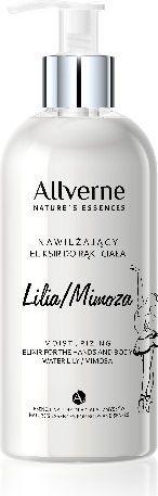 Allverne  Eliksir do rąk i ciała Lilia & Mimoza 300ml 1