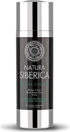 Natura Siberica Absolut Emulsja naprawcza do twarzy Czarny Kawior 30 ml 1