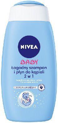 Nivea Baby Szampon i płyn do kąpieli 2w1 500ml 1