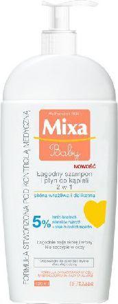 Mixa Baby Szampon 2w1 400ml 1