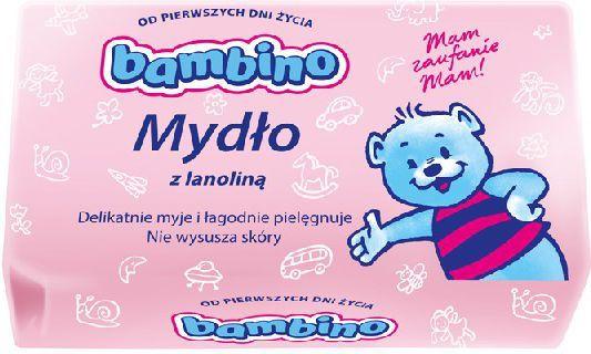 Bambino Mydło w Kostce dla Dzieci i Niemowląt 90 g 1