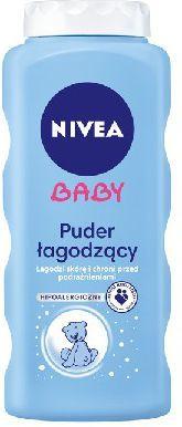 Nivea Baby Puder łagodzący 100g 1