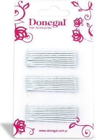 Donegal Wsuwka wąska biała 24szt FA-5503 1