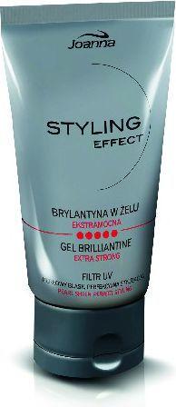 Joanna Styling Effect Brylantyna w żelu extramocna 150 g 1
