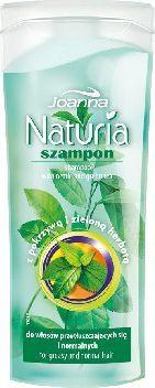 Joanna mini Szampon do włosów Pokrzywa i Zielona Herbata 100 ml 1