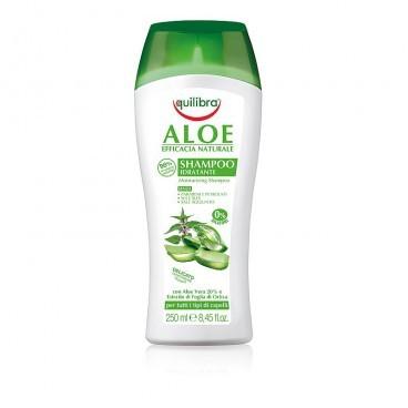 Equilibra Aloe Szampon do włosów aloesowy 250 ml 1