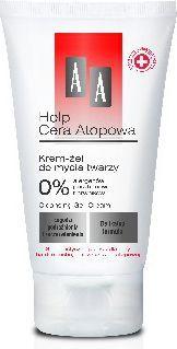 AA HELP Cera Atopowa Krem-żel do mycia twarzy 125ml 1