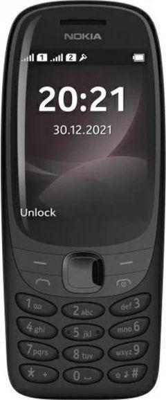 Telefon komórkowy Nokia 6310 (2021) Dual SIM Czarny 1