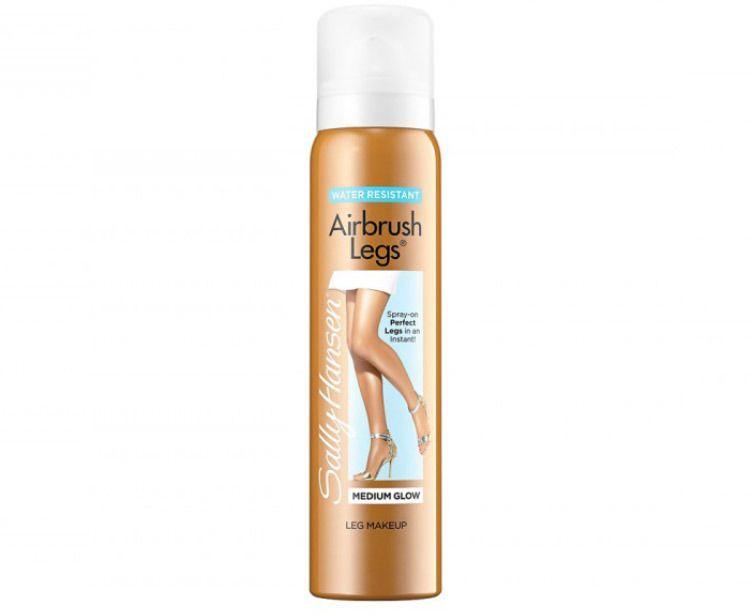 Sally Hansen Airbrush Legs Rajstopy w sprayu Medium Glow 75ml 1